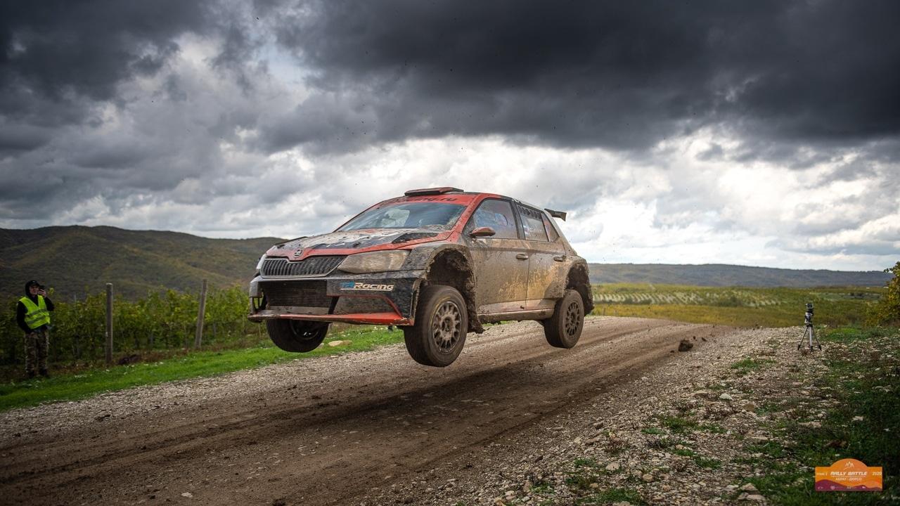 2 этап Rally Battle 2020